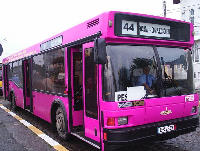 Liniile de autobuze 44 din Constanta vor fi suspendate sambata! Vezi motivul