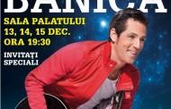 Stefan Banica – 12 ani de traditie: s-au pus in vanzare biletele pentru concertul de Craciun
