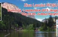 """Are loc a doua ediţie a evenimentului """"Ziua Lacului Roşu"""""""