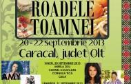 """Festivalul """"Roadele Toamnei"""", un spectacol pentru caracaleni"""