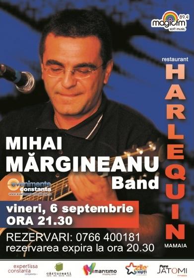 Concert Mihai Margineanu in Mamaia