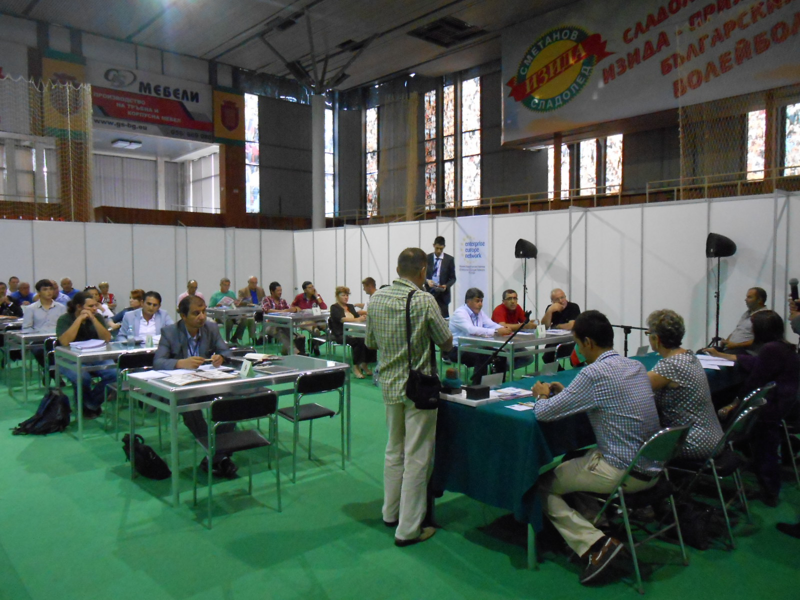 """EEN Constanta la Târgul internaţional """"The Agriculture and Everything for it 2013"""""""
