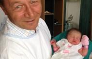 Traian Basescu este bunic!