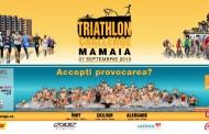 Triathlon Challenge Mamaia, editie aniversara cu premii de peste 10.000 euro
