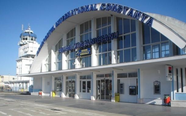 Numărul de pasageri pe Aeroportul Internaţional Mihail Kogălniceanu Constanţa a crescut cu 14%