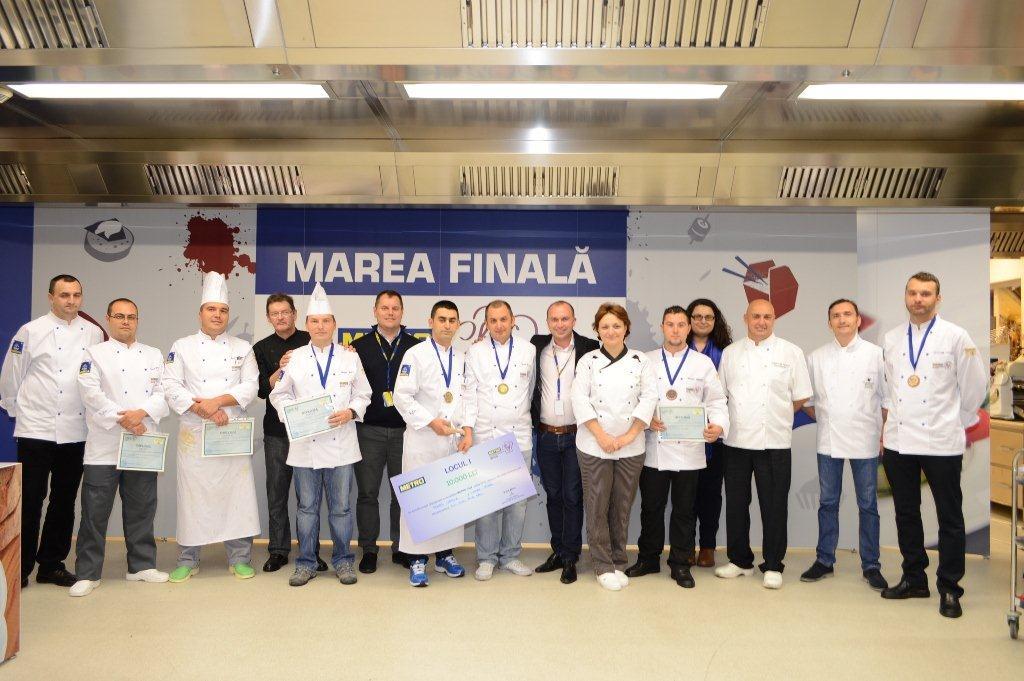 METRO Chef 2013 a premiat cei mai pricepuți bucătari ai ediției
