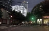 Noutate arhitecturala in Shanghai: cladirea gonflabila