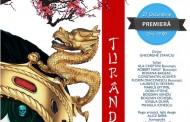 Cea mai frumoasă poveste a orientului, Turandot, în premieră la Constanţa