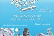 """Se apropie Târgul de turism """"Vacanţa"""" la Constanta"""