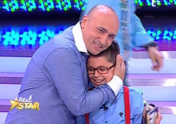 Alex Pârvu, băieţelul de la Next Star, invitat în spectacolul de Crăciun al lui Marcel Pavel!