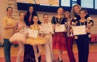 """Premii pentru elevii Colegiului Național de Arte la Festivalul Național """"Magia Dansului"""""""