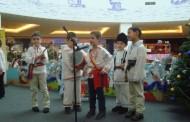 Gradinitele 33 si 57 din Constanta printre laureatele Festivalului de colinde