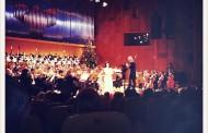 Angela Gheorghiu a sustinut un concert extraordinar de Craciun la Sala Radio