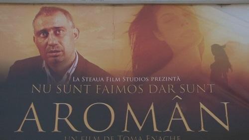 """Filmul """"Nu sunt faimos, dar sunt aromân"""" pleaca in turneu în Albania și Macedonia"""