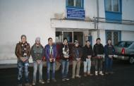 """Opt migranţi afgani depistaţi la """"frontiera verde"""" de poliţiştii de frontieră constănţeni"""