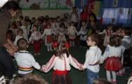 Ziua Nationala a Romaniei a fost sarbatorita si de copiii de la Gradinita cu Program Prelungit nr. 53, Constanta.