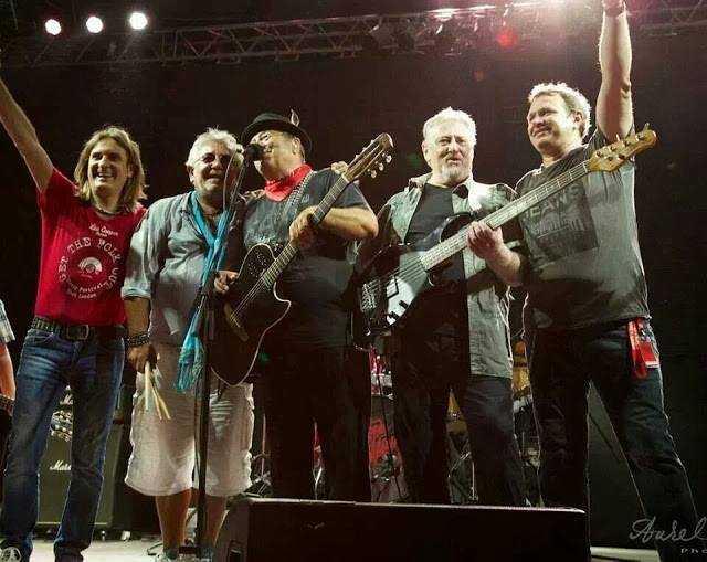 Baniciu, Kappl & Lipan prezintă  Pasărea Rock la Bucureşti