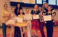 "Înscrieri pentru clasa a IV-a - balet la Colegiul Național de Arte ""Regina Maria"" Constanta"