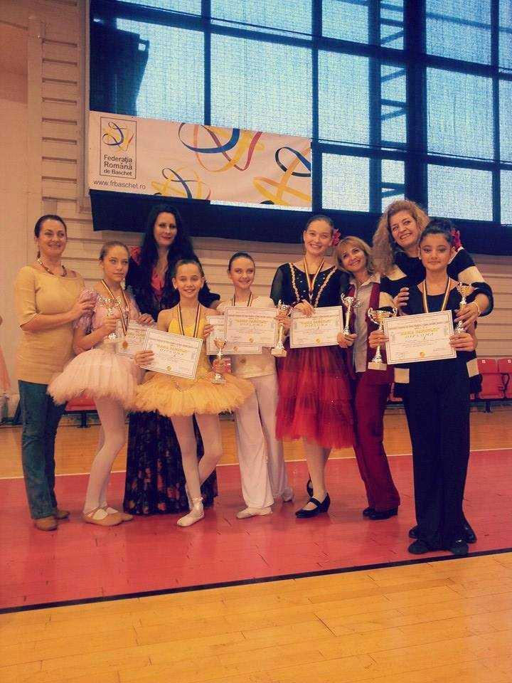 "Înscrieri pentru clasa a IV-a – balet la Colegiul Național de Arte ""Regina Maria"" Constanta"