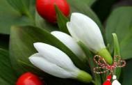 De 1 Martie, primarul Constantei ofera flori si martisoare