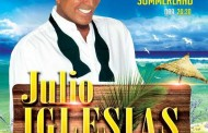 Biletele pentru concertul  Julio Iglesias de la Summerland Mamaia, la mare cautare