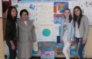 ,,Apa este viata!,, – Ziua Mondiala a Apei la Liceul Teoretic Murfatlar