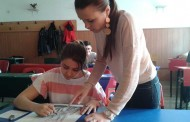 "Premiu special la desen, la un concurs international, pentru o eleva de la C.N.A ""Regina Maria"