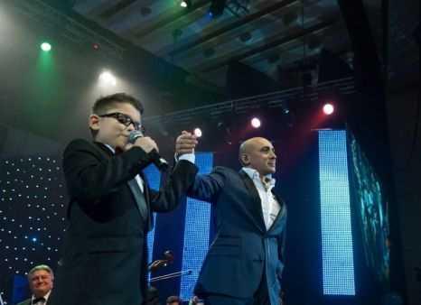Premiul Marcel Pavel la un festival pentru copii si tineret