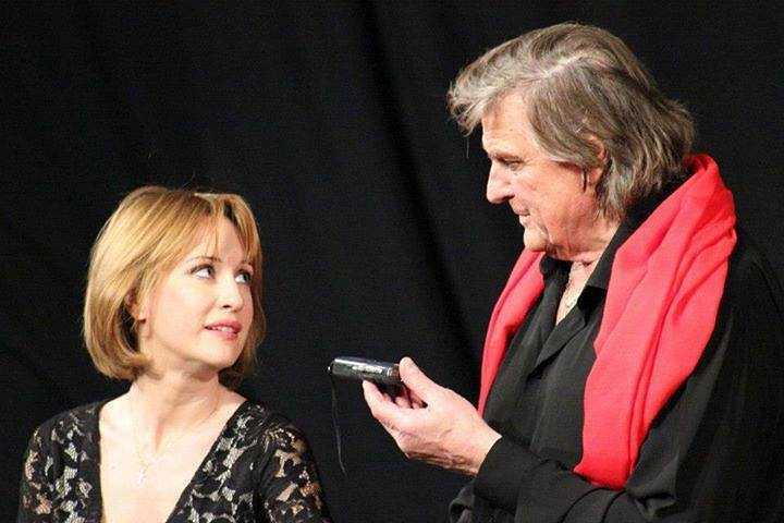 Actorul Florin Piersic isi serbeaza onomastica  la Palatul National al Copiilor