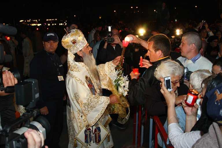 Invierea la Malul MariI