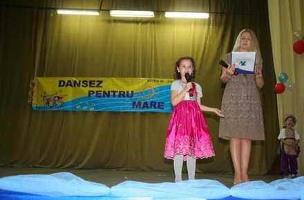 """Au inceput pregatirile pentru a VIII-a editie a Festivalului pentru prescolari """"Dansez pentru mare"""" 2014"""
