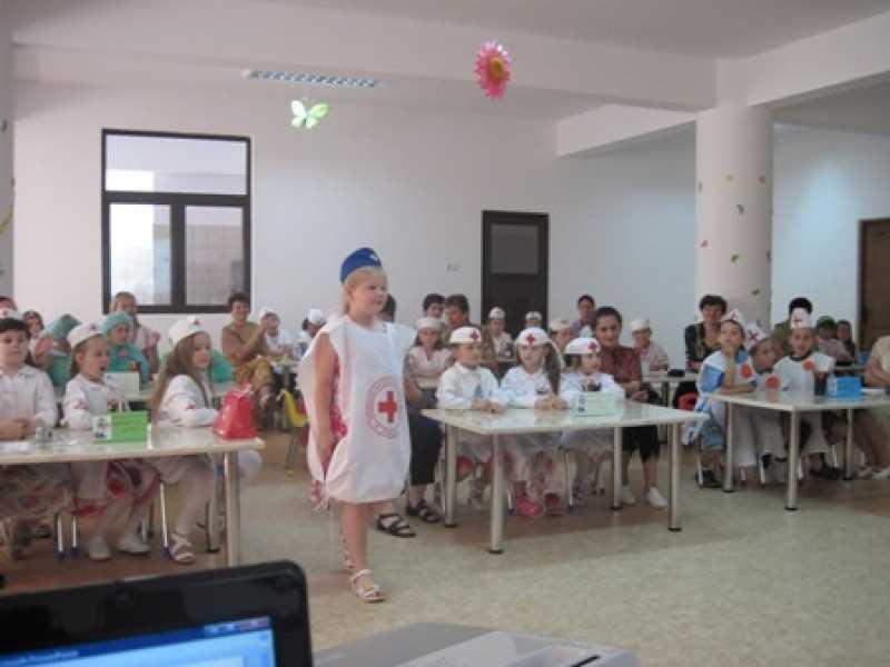 """Concursul naţional """"Educaţie pentru sănătate"""", ediţia a IV-a"""