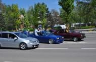 Spectacol automobilistic de 1 Mai, în staţiunile din sudul litoralului