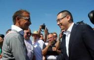 Victor Ponta pe litoral de 1 Mai