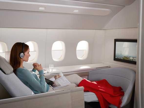 Air France lanseaza noua cabina La Premiere