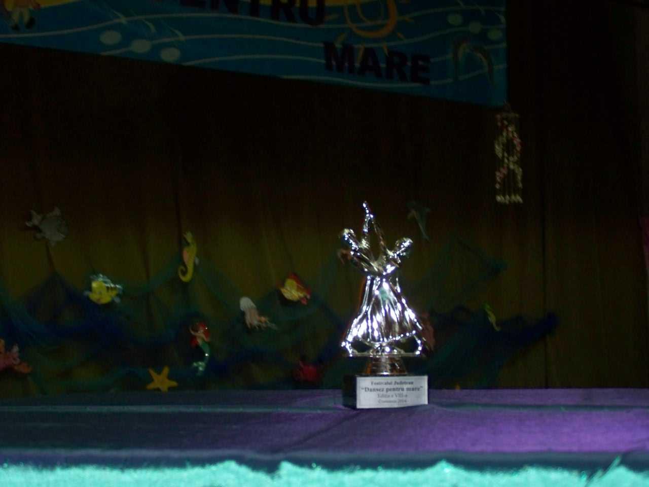 Trofeul festivalului
