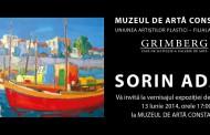 Expozitie de pictură Sorin Adam la Constanta