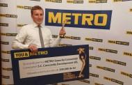 Metro și-a desemnat câștigătorul