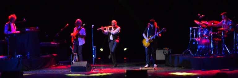 Ian Anderson show de exceptie la Bucuresti!