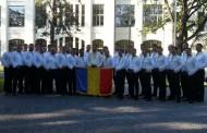 """Corala """"Armonia"""" a Arhiepiscopiei Tomisului a participat la Jocurile Corale Mondiale de la Riga"""