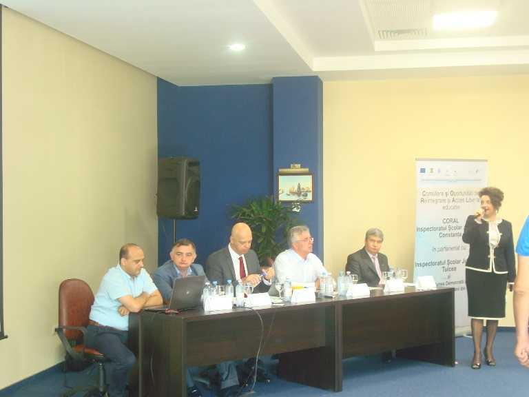 Un nou proiect POSDRU initiat de ISJ  la Constanta