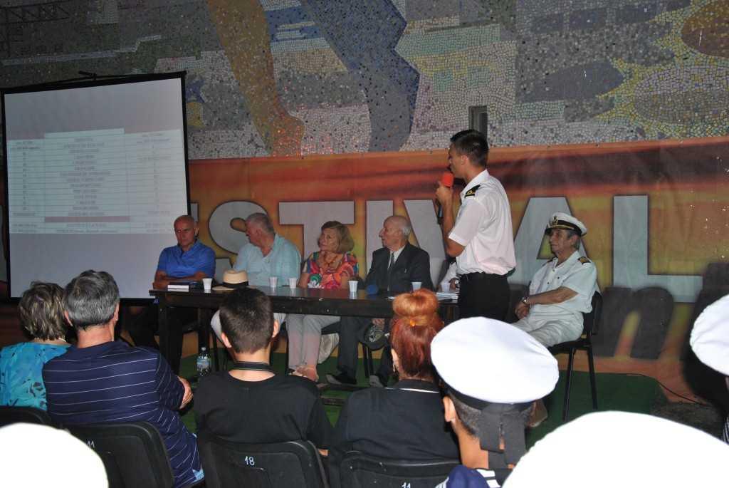 Clubul Amiralilor la Mangalia