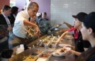 "Obama mananca la ""Impinge tava""!?"