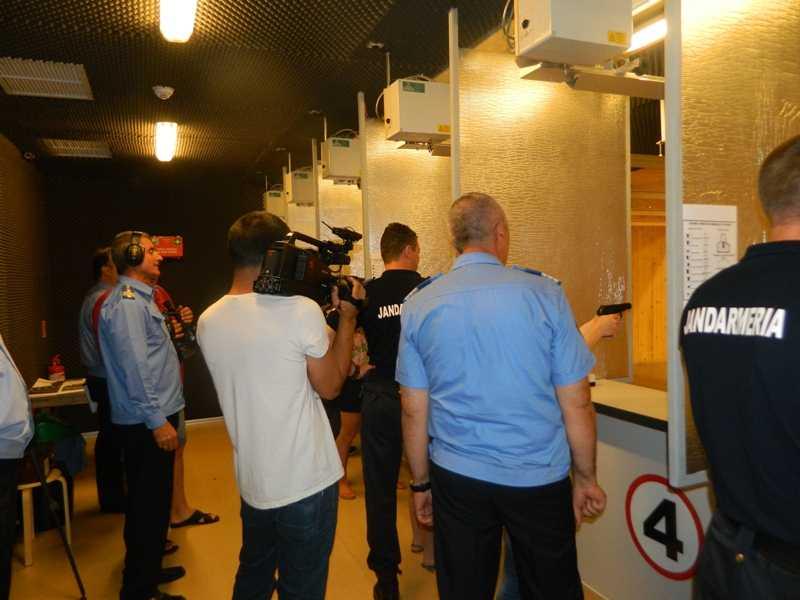 Pe 26 Iulie este  ziua Inspectoratului de Jandarmi Judeţean Constanţa