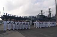 Marinarii militari participă la Ziua Armatei României