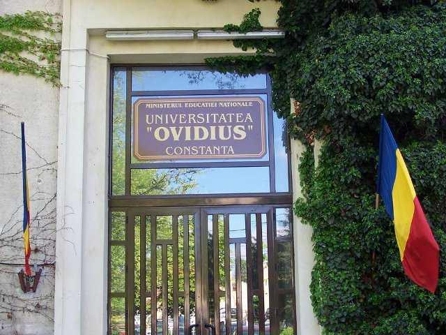 """Universitatea """"Ovidius"""" din Constanța organizează înscrieri pentru doctorat"""