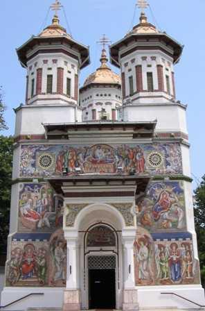 Hramul Bisericii Adormirea Maicii Domnului din Constanta