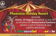 Carnavalul anului la Phoenicia Holiday Resort
