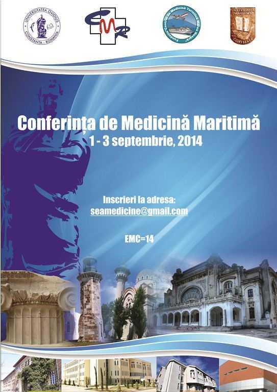 Conferinta de Medicina Maritima la Universitatea Ovidius din Constanta