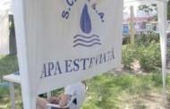 Cort anti-canicula si la Cazinoul din Mamaia